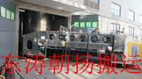 北京起重设备搬迁大兴亦庄屈臣氏流水线人工地坦克搬出车间吊装装车