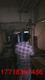 北京起重吊装房山阎村板换机组分体叉车坡道搬运地下室