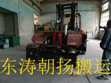 北京起重搬运公司大兴折弯机剪板机人工移出车间吊装装车
