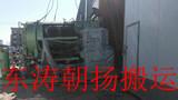 北京起重吊装搬运公司固安压缩机人工平移基础定位