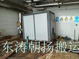 北京起重搬运西城区旧锅炉人工移除锅炉房吊装装车