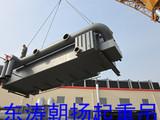 北京起重吊装丰台冷水机组吊装搬运到基础定位电话13141098378