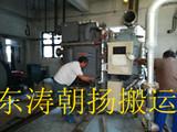 北京起重吊装搬运东城区旧直燃机人工地坦克搬出机房吊装装车