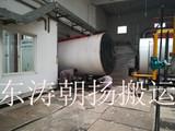 北京起重搬运公司通州锅炉改造旧锅路移出锅炉房