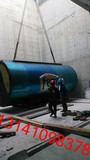 北京起重吊装搬运公司西城区旧锅炉人工拆除搬出锅炉房装车